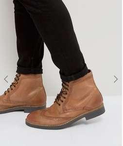 Туфли Frank Wright из натуральной кожи