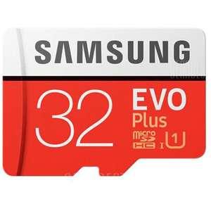 32GB Samsung Evo Plus Micro SDHC - ВСЕГО 30шт.
