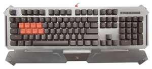 Механическая клавиатура A4Tech Bloody B740A Silver-Grey USB