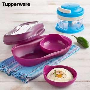 Скидка 25% на посуду Tupperware