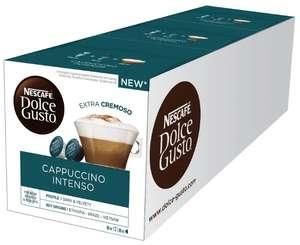 Кофе в капсулах Nescafe Dolce Gusto Cappucchino Intenso (48 капс.)