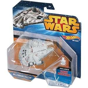 """Звездный корабль Hot Wheels """"Star Wars"""" Тысячелетний соколотMattel"""