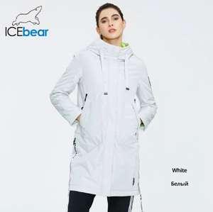 Женские весенние куртки (напр. Удлиненная модель GWC20035I)