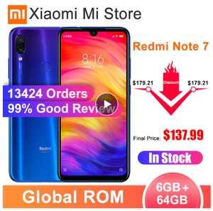 XIAOMI Redmi Note 7 6+64 Гб