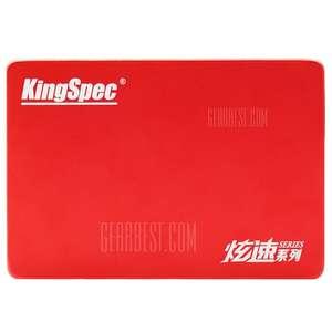 KingSpec 2.5 дюйма SATA III SSD 120Гб