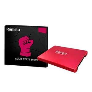 SSD накопитель Ramsta S800 SATA3 480GB