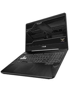 Ноутбук ASUS TUF Gaming FX505DT-AL097 15.6' FHD/IPS 120hz/ Ryzen 5 3550H/ 8Gb/512Gb SSD/GTX 1650 4Gb/Без ОС/Gold Steel