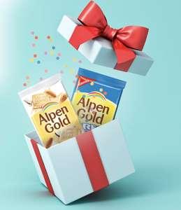 Шоколад Alpen Gold за 1 рубль в приложении Карусель
