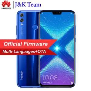 Глобальная версия Huawei Honor 8X от $220.97
