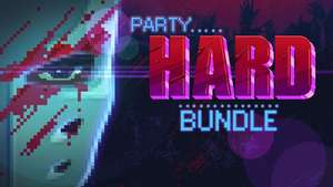 Бандл Party Hard + Party Tycoon (Steam)