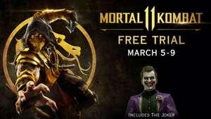 [PS4/Xbox/PC] Демоверсия Mortal Kombat 11 с 5 по 9 марта + скидка на игру