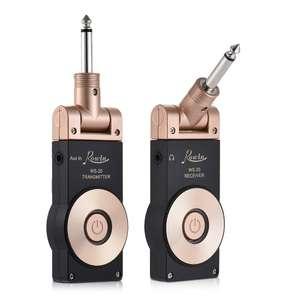 Приемо-передатчик для электрогитары WS-20 2,4 ГГц за 27.99$