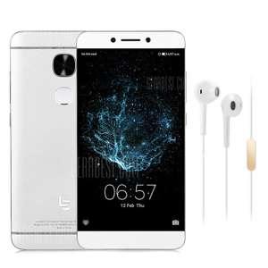 LETV X522 4G Phablet Global Version - GRAY 263280901