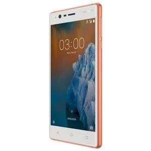 Смартфон Nokia 3 Dual Sim (медный)