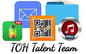 Раздача приложений от TOH Talent Team