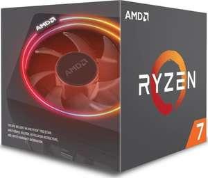 Процессор AMD Ryzen 7 2700X BOX, YD270XBGAFBOX