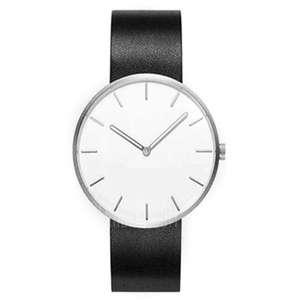 Часы Xiaomi TwentySeventeen c кожаным ремешком за $15.9