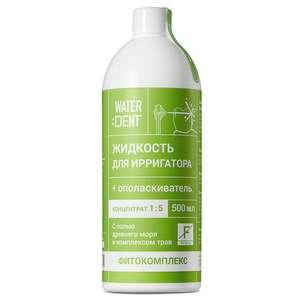 -30% на жидкости для ирригатора Waterdent, например фитокомплекс без фтора