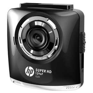 Видеорегистратор HP F520 DVR 1296p 150° за 47.80$