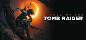 Shadow of the Tomb Raider (PC) в Steam со скидкой -34%