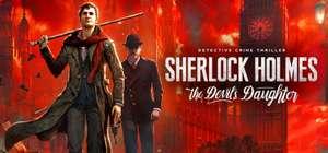 [PC] Sherlock Holmes: The Devil's Daughter