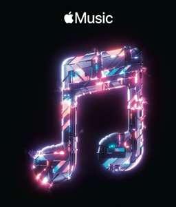4 месяца подписки Apple Music бесплатно для новых в re-store