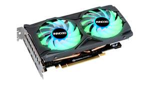 Видеокарта Inno3D GeForce RTX 2060 Twin X2 OC RGB 6GB