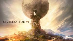 Скидка на Sid Meier's Civilization VI в Steam