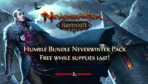 NEVERWINTER PACK от HUMBLE BUNDLE