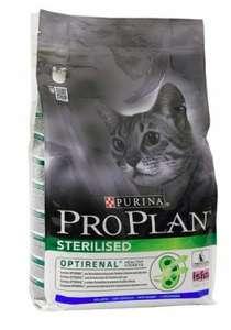 Сухой корм для кошек Proplan, 3 кг