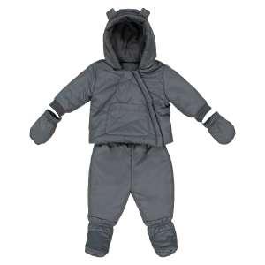 -25% дополнительно на всё в La Redoute, например, детский комбинезон, трансформируемый в куртку и комплект из 2 топов.