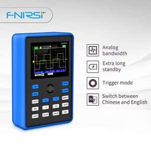 Осцилограф Fnirsi 1C15 110MHz за 60$