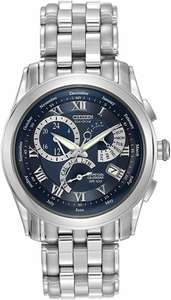 Часы CITIZEN CALIBRE 8700 ECO-DRIVE PERPETUAL CALENDAR MEN'S WATCH BL8000-54L