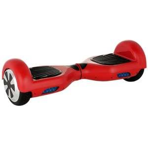 "Гироскутер 6.5 дюймов Gold Wheels 6"" Pro Red"