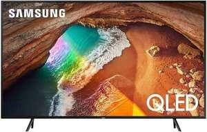 "Телевизор QLED Samsung 49"" QE49Q60RAUXRU Q титан/Ultra HD/1000Hz/USB/WiFi/Smart TV"