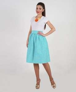 Летняя юбка Argent (размеры от 42 по 50)