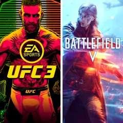 [PS4] Набор BATTLEFIELD V и EA SPORTS™ UFC® 3