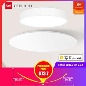 Управляемый потолочный светильник Yeelight Jiaoyue 480