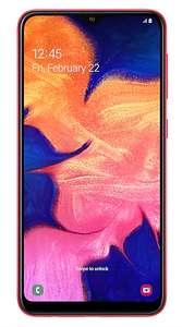 Galaxy A10 (2019) 32GB Red (старая цена 8990р)