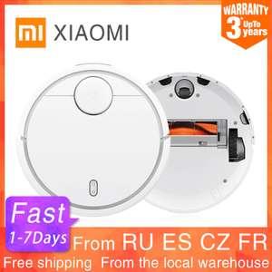Робот-пылесос Xiaomi Mi Robot Vacuum Cleaner 2 (c доставкой из России)