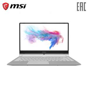 "Ноутбук MSI Modern 14 A10M-801XRU 14"" FHD IPS 60Hz ThinB/Comet lake i5-10210U/8GB/256GB SSD"