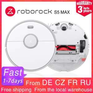 Робот-пылесос Roborock S5 Max с доставкой из РФ за 365$