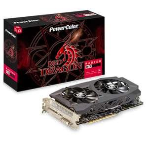 Видеокарта PowerColor RX 580 4096MB 256 bit