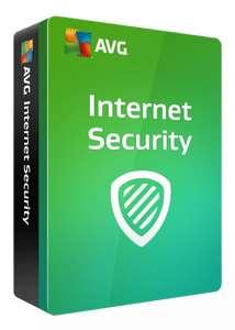 [PC] AVG Internet Security Бесплатно до 2033 года