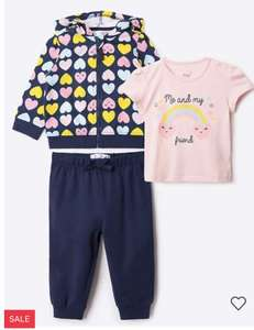 Комплект одежды для малышки