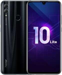 Honor 10 Lite 3/64GB, черный