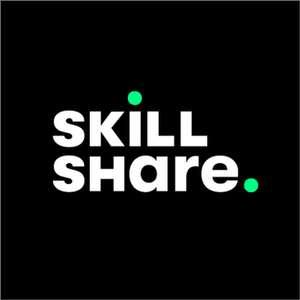 [eng] 2 месяца бесплатно в SkillShare для новых пользователей