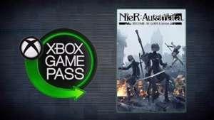NieR:Automata бесплатно по подписке Xbox Game Pass