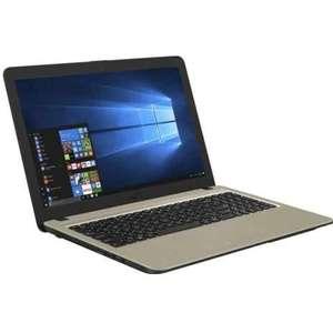 "Ноутбук ASUS VivoBook A540BA-DM688T 15.6"", A9 9425, 8Гб, 256Гб SSD, Radeon R5, 90NB0IY1-M09620"