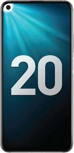 Смартфон Honor 20 6/128GB, белый